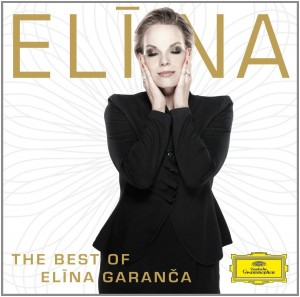 Audio CD Elina Garanca. The Art Of Elina