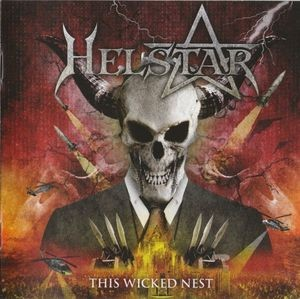 Audio CD Helstar. This Wicked Nest