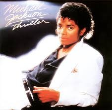 Audio CD Michael Jackson. Thriller