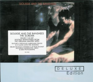 Audio CD Siouxsie and the Banshees. The Scream (Deluxe Edition)