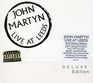 Audio CD John Martyn. Live at leeds (deluxe edition)