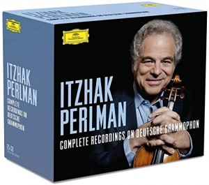 Audio CD Itzhak Perlman. Complete recordings on Deutsche grammophon
