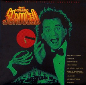 LP OST. Bill Murray. Scrooged (LP)