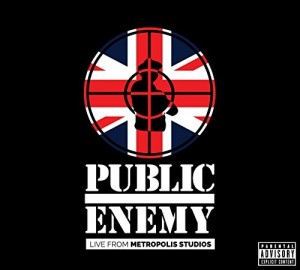 LP + Audio CD Public enemy. Live from Metropolis studios (limited edition)