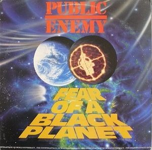 LP Public Enemy. Fear Of A Black Planet (LP)