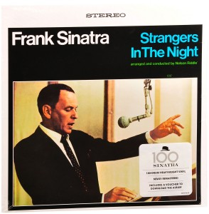 LP Frank Sinatra. Stangers In The Night (LP) / Frank Sinatra. Strangers in the Night