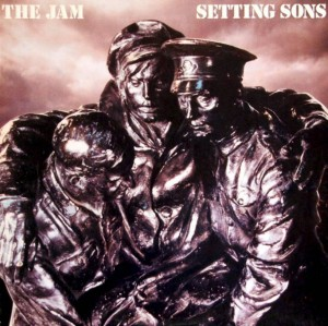 Audio CD The Jam. Setting Sons