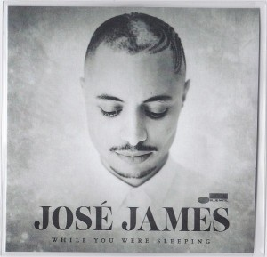 Audio CD Jose James. While you were sleeping