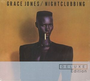 Audio CD Grace Jones. Nightclubbing (Deluxe)