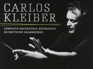 Blu-Ray + Audio CD Carlos Kleiber. Complete Orchestra Recordings