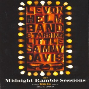 Audio CD The Levon Helm Band. The Midnight Ramble Sessions
