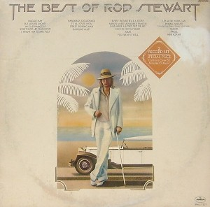 LP Rod Stewart. The Best Of (LP)