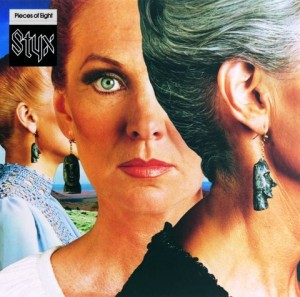 LP Styx. Pieces Of Eight (LP)