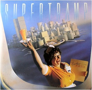 LP Supertramp. Breakfast In America (LP)
