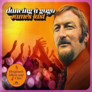 Audio CD James Last. Dancing À Gogo