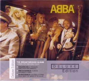 Audio CD ABBA. ABBA