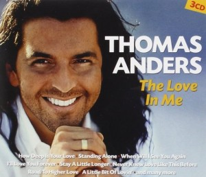 Audio CD Anders Thomas.The Love In Me