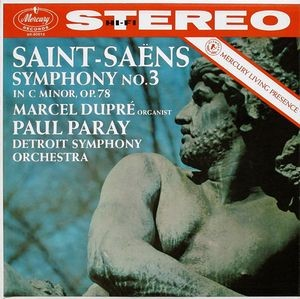 Audio CD Dupre Marcel. Saint-Saens Organ Symphony