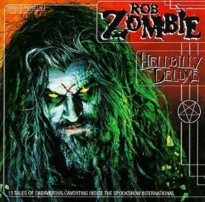 LP Rob Zombie. Hellbilly Deluxe (LP)