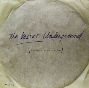 LP The Velvet Underground. Scepter Studios Sessions (LP)