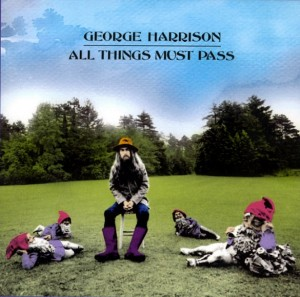Audio CD George Harrison: All Things Must Pass