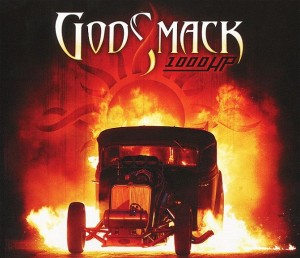 Audio CD Godsmack: 1000hp