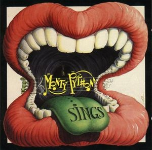 Audio CD Python Monty. Monty Python Sings (Again)
