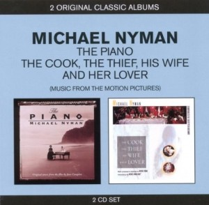 Audio CD Michael Nyman. The Piano / The Cook, The Thief, His Wife And Her Lover