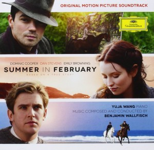 Audio CD Original Soundtrack. Summer In February / Лето в феврале