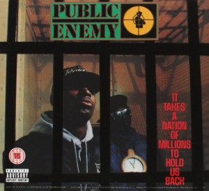 Audio CD Public Enemy. It Takes A Nation Of Millions To Hold Us Back (rem)