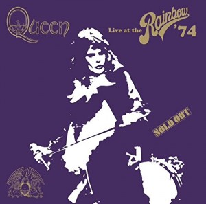 Audio CD Queen. Live At The Rainbow (Deluxe)