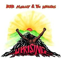 LP Bob Marley & The Wailers. Uprising (LP)