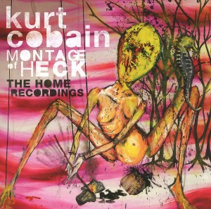Audio CD Kurt Cobain. Montage of heck. The home recordings