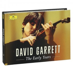 Audio CD David Garrett: The Early Years