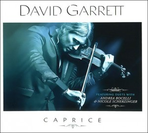 Audio CD David Garrett: Caprice