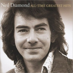 Audio CD Neil Diamond. All-time greatest hits