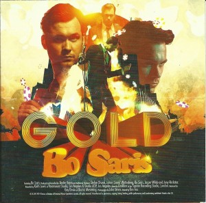 Audio CD Bo Saris. Gold