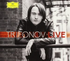 Audio CD Daniil Trifonov. Live