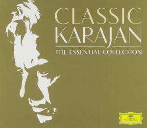 Audio CD Herbert von Karajan. Classic Karajan - The Essential Collection