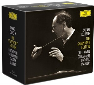 Audio CD Rafael Kubelik. The Symphony Edition