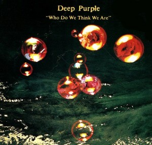 Audio CD Deep Purple. Who Do We Think We Are