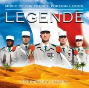 Audio CD Legende. Music of the french foreign legion