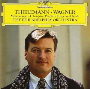 Audio CD Christian Thielemann. Wagner: Preludes and orchestral music