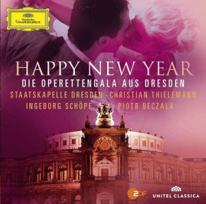 DVD + Audio CD Christian Thielemann. Happy New Year 2013