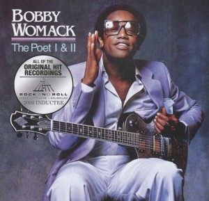Audio CD Bobby Womack. Poet I & II