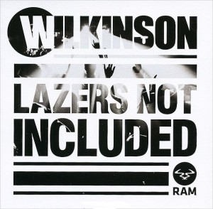 Audio CD Wilkinson. Lazers Not Included