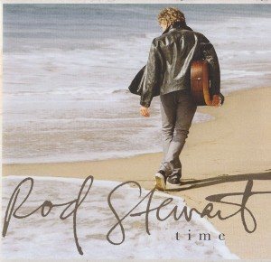 Audio CD Rod Stewart. Time (Deluxe)