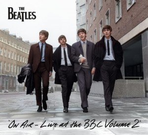 Audio CD The Beatles. On air. Live at the BBC. Volume 2