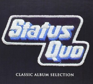 Audio CD Status Quo. Classic album selection
