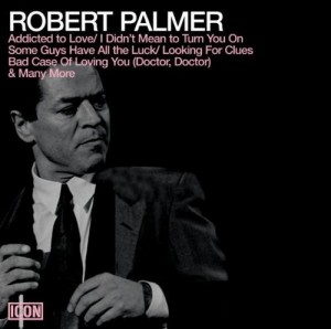 Audio CD Robert Palmer. Icon